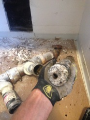 Kitchen Drain Repair