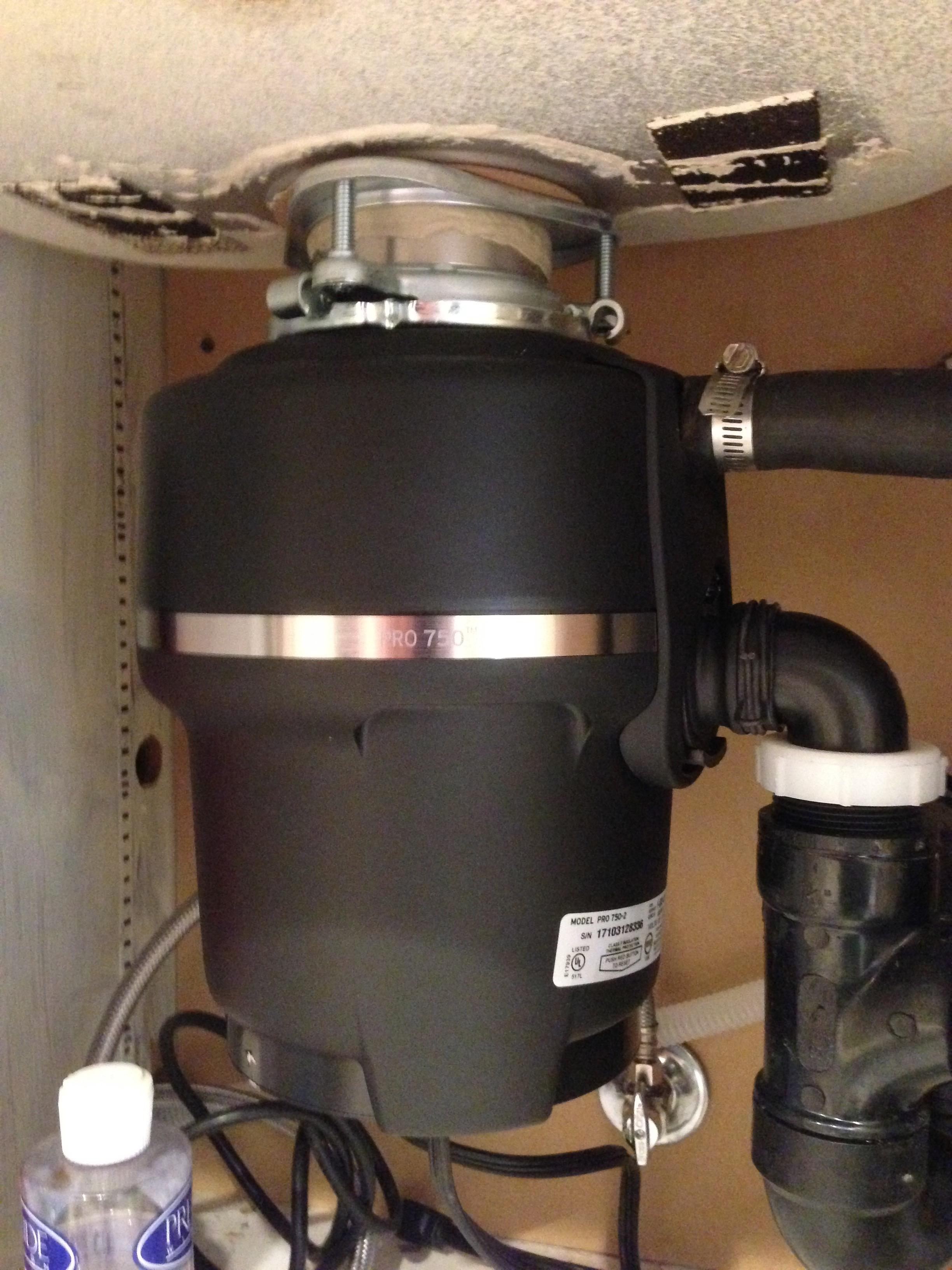 Pro-750 Garbage Disposal