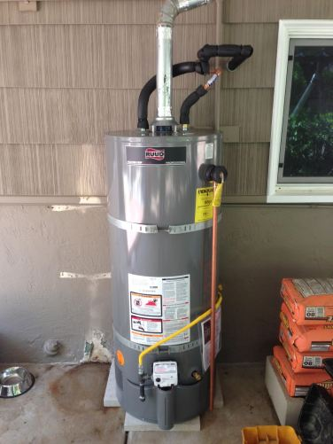 50 Gallon Gas Water Heater